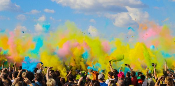 powder festival